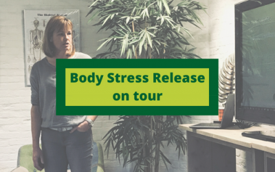 Body Stress Release on tour