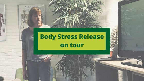 Body Stress Release on tour