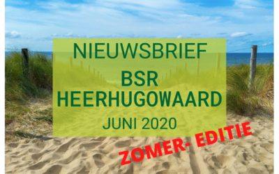 Nieuwsbrief Juni 2020 – Zomereditie