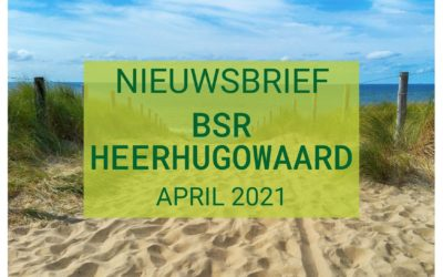 Nieuwsbrief April 2021
